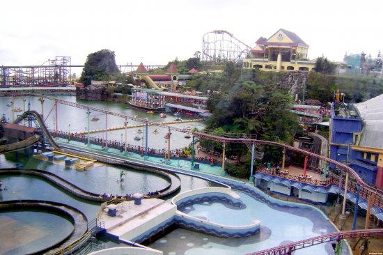 Neeladri Amusement and Water Park, Bangalore