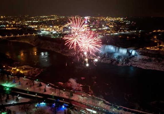 2020 New Year's Eve Niagara Falls Queens Park: Concert, Free Event, Time and More