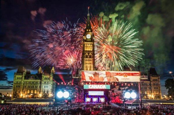 Ottawa New Years Eve 2020 Fireworks: Live Streaming Tips ...