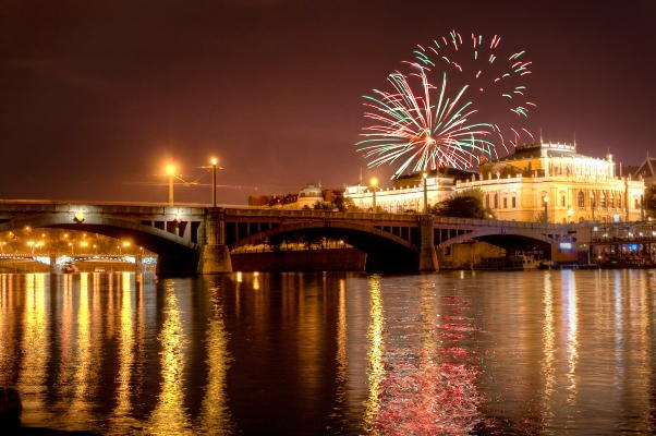 Prague New Years Eve 2017 Fireworks: Live Streaming Information, and Best Places to Watch
