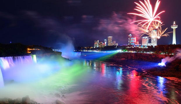 2020 New Year's Eve Niagara Falls Queens Park: Concert, Free Event