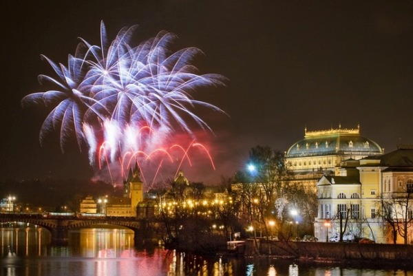 Best Places To Celebrate New Years