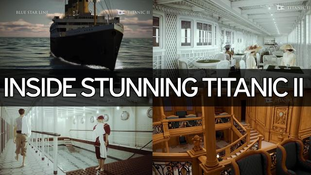How Much Does It Cost To Ship A Car >> Titanic II Ship 2016 Release Date 2018, Ticket Prices