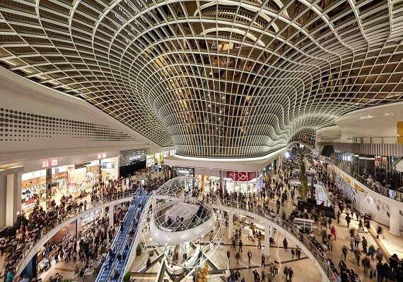 10 Largest Shopping Malls in Australia for Shopping Tours