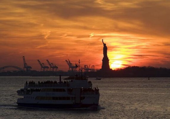 8 Best Places To Watch Sunset in New York City