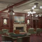 Titanic II Ship Room