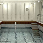 Titanic II Ship Swimming Pool