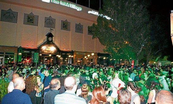 Abu Dhabi St. Patrick's Day 2019 Parade Live Streaming Info, Route Map, Parade Route, Events, and More