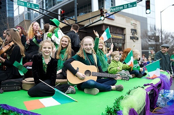 Atlanta St. Patrick's Day Celebration