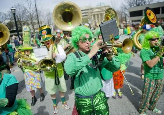 Atlanta St. Patrick's Day 2019 Parade, Route Map, Schedule, Live Streaming Tips and More