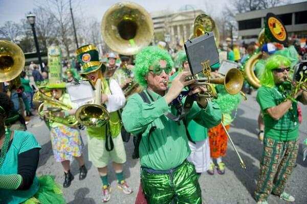 How to Watch Atlanta St. Patrick's Day Parade 2016 Live Streaming Online