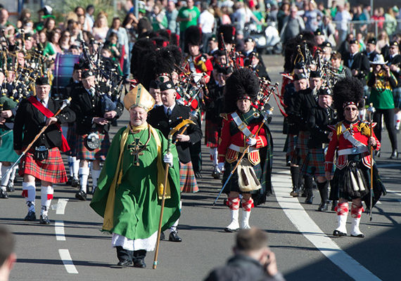 How to Watch Birmingham St. Patrick's Day Parade 2020 Live Streaming Online