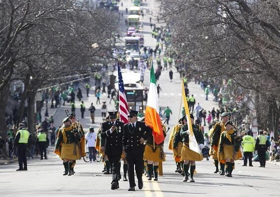 Boston St. Patrick's Day Parade 2020: Live Streaming Tips, Route Info, and More