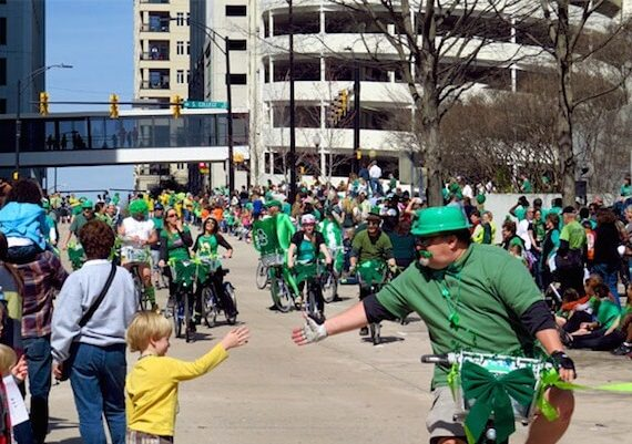 Charlotte St. Patrick's Day Parade 2019, Parade Route, Live Streaming Info, Route Map, Parking, and More