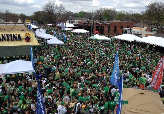 Dallas St. Patrick's Day 2019 Parade, Route Map, Live Streaming Info, Events, Parking, and More