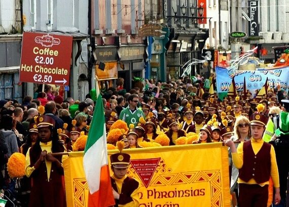 Galway St. Patrick's Day Parade 2019 Parade Route Map, Live Streaming Info, Date, Schedule, and More