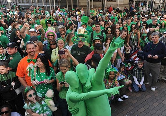 Phoenix St. Patrick's Day Parade 2019 Route Map, Live Streaming Info, Schedule, Parade Route, and More