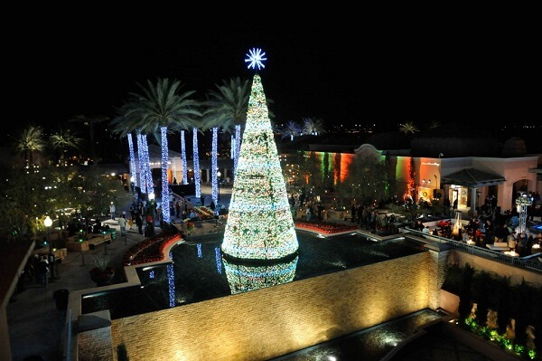 Fairmont Scottsdale Princess, Scottsdale During Christmas