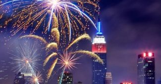 New York City 4th of July Fireworks