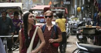 American Solo Travellers in India