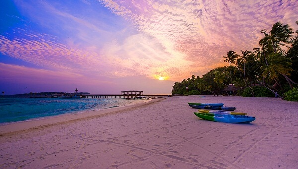 aaaVeee Nature's Paradise, Dhaalu Atoll
