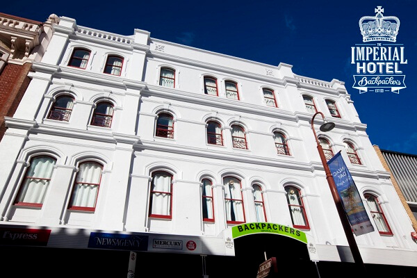 Backpackers Imperial Hotel, Hobart