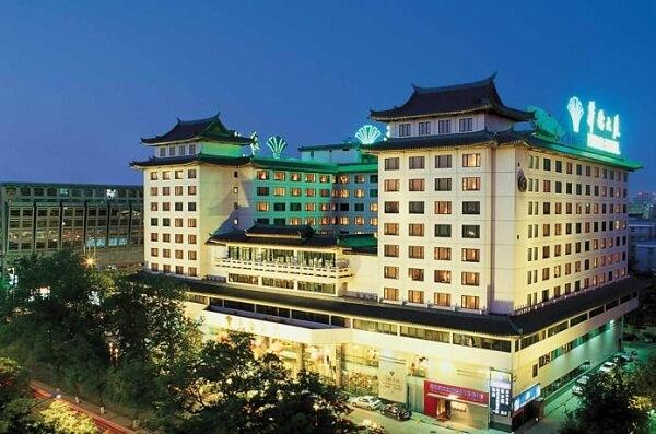 Beijing Prime Hotel Wangfujing Airport Shuttle