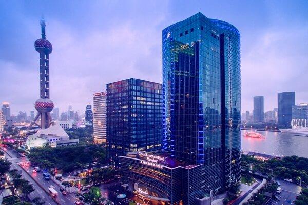 Grand Kempinski Hotel Shanghai, Pudong