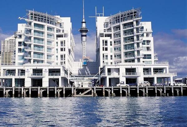 Hilton Auckland, Quay Street