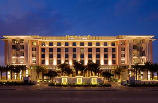 Hormuz Grand Hotel, Muscat