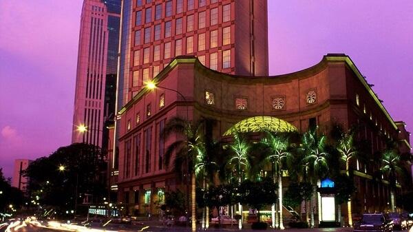 JW Marriott Hotel, Bukit Bintang