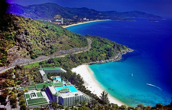 Le Meridien Phuket Beach Resort, Karon Beach
