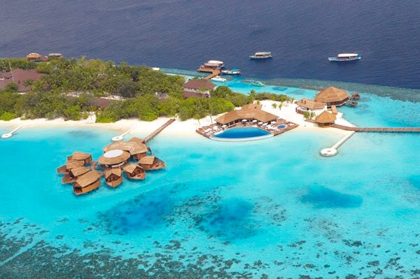 Lily Beach Resort and Spa, Dhangethi