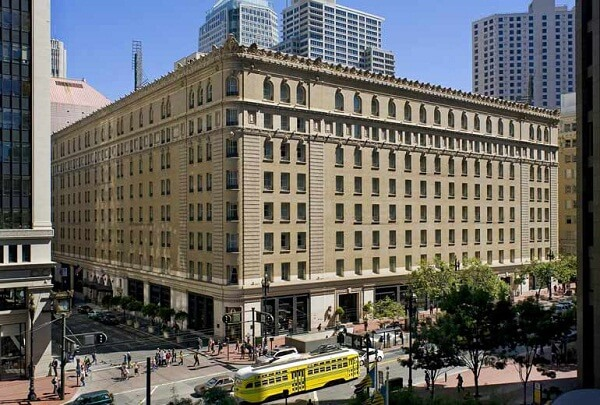 Palace Hotel, a Luxury Collection Hotel, Financial District
