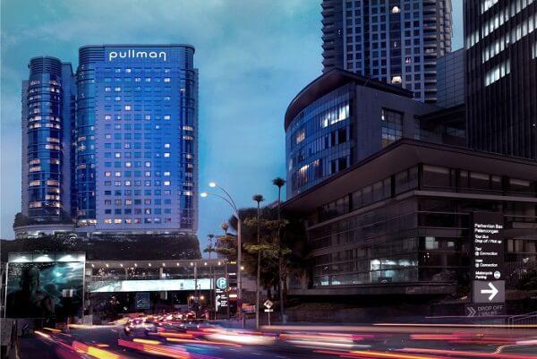 Pullman City Centre Hotel and Residences, Jalan Conlay