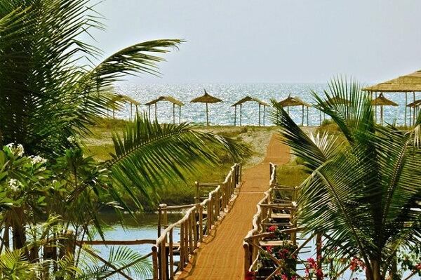 Riva Beach Resort, Mandrem