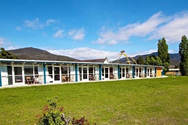 Riverfront Motel & Villas, Rosetta