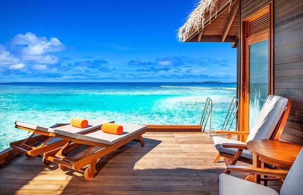 Sheraton Maldives Full Moon Resort & Spa, Furanafushi