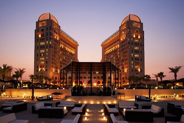 The St. Regis Doha, West Bay