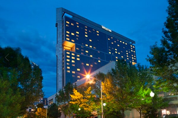 The Westin Charlotte, South College Street