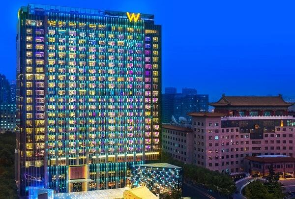 W Beijing Chang'an, Chaoyang