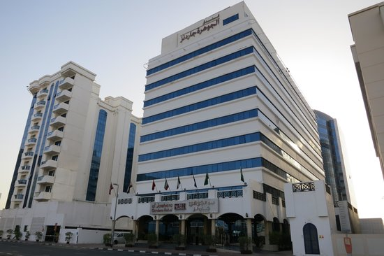 Al Jawhara Gardens Hotel, Behind Deira City Centre