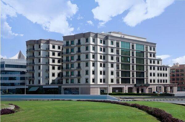 Al Waleed Palace Hotel Apartments - Oud Metha, Bur Dubai