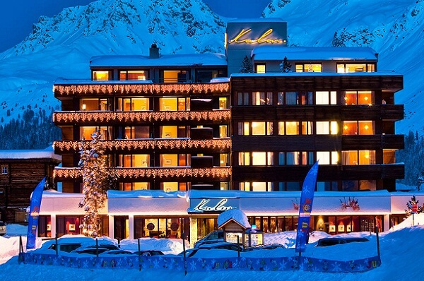 Arosa Kulm Hotel & Alpin Spa, Arosa