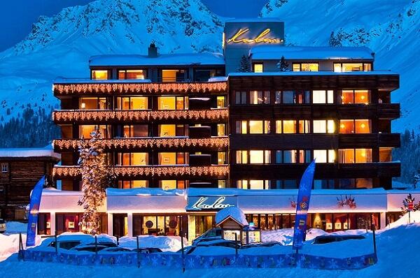 Arosa Kulm Hotel & Alpin Spa, Arosa