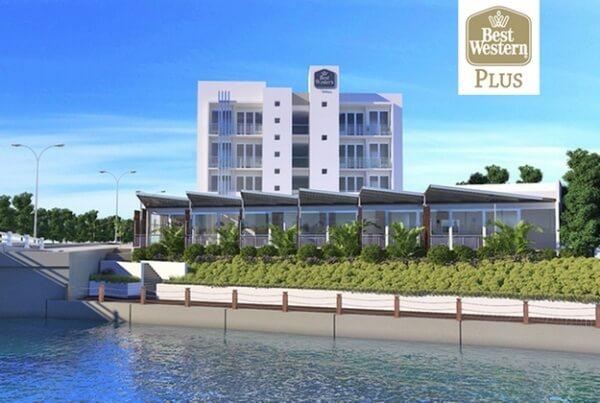 BEST WESTERN PLUS Lake Kawana Hotel, Kawana Waters
