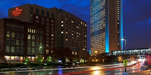 Crowne Plaza Columbus - Downtown, East Nationwide Blvd.