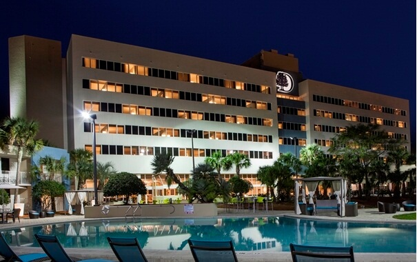 DoubleTree by Hilton Hotel Jacksonville Airport, Dixie Clipper Drive