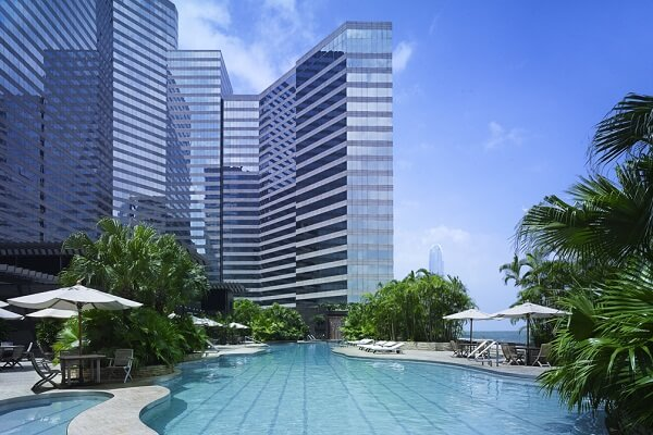 Grand Hyatt Hong Kong, Harbour Road