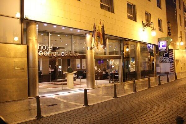 Hotel Conqueridor, Valencia